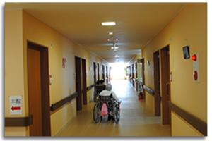 虹の丘病院_院内
